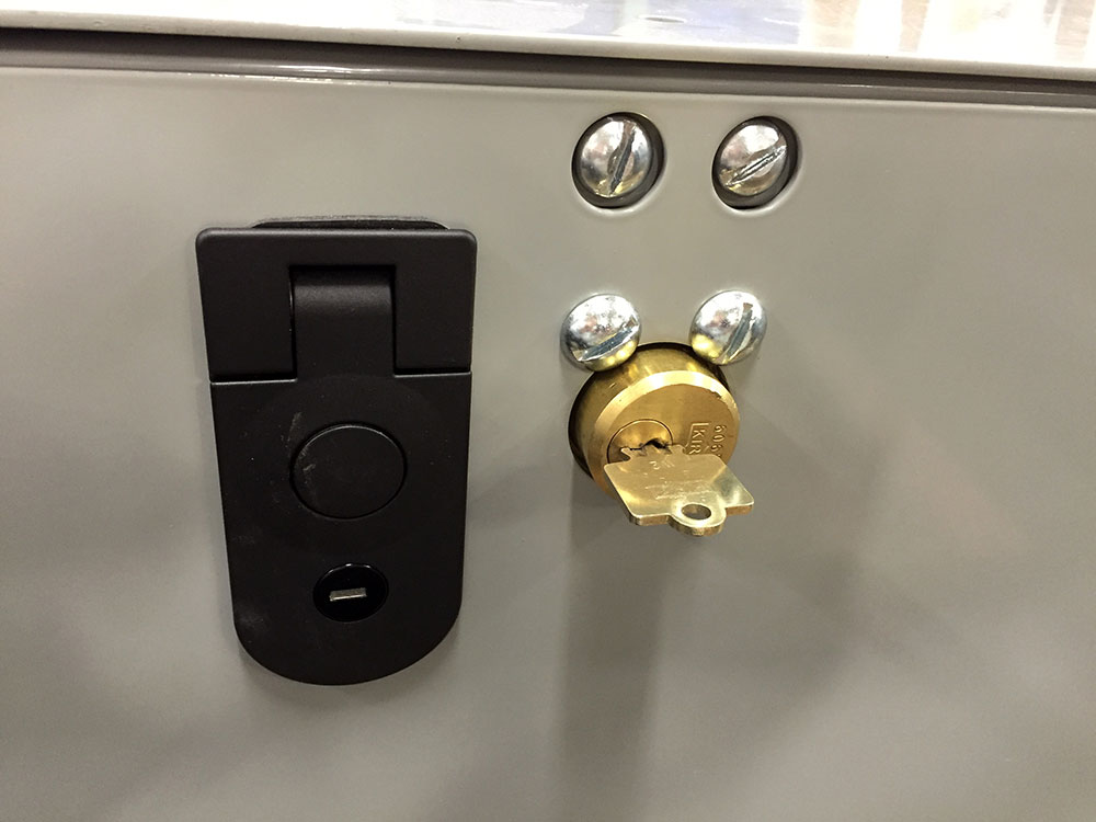 2-Key Interlock Provision